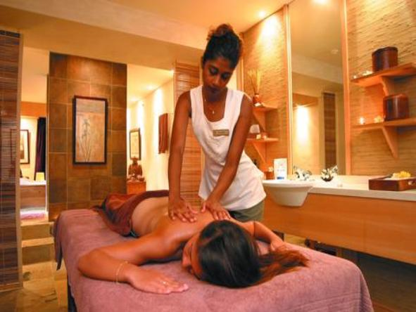 Hilton Mauritius Resort and Spa - Spa